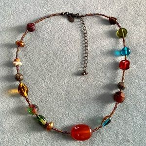 ❤️5 for $15 Lia Sophia Beaded Necklace